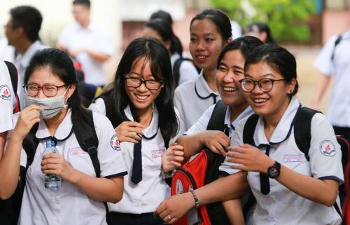 Kỳ thi trung học phổ thông quốc gia