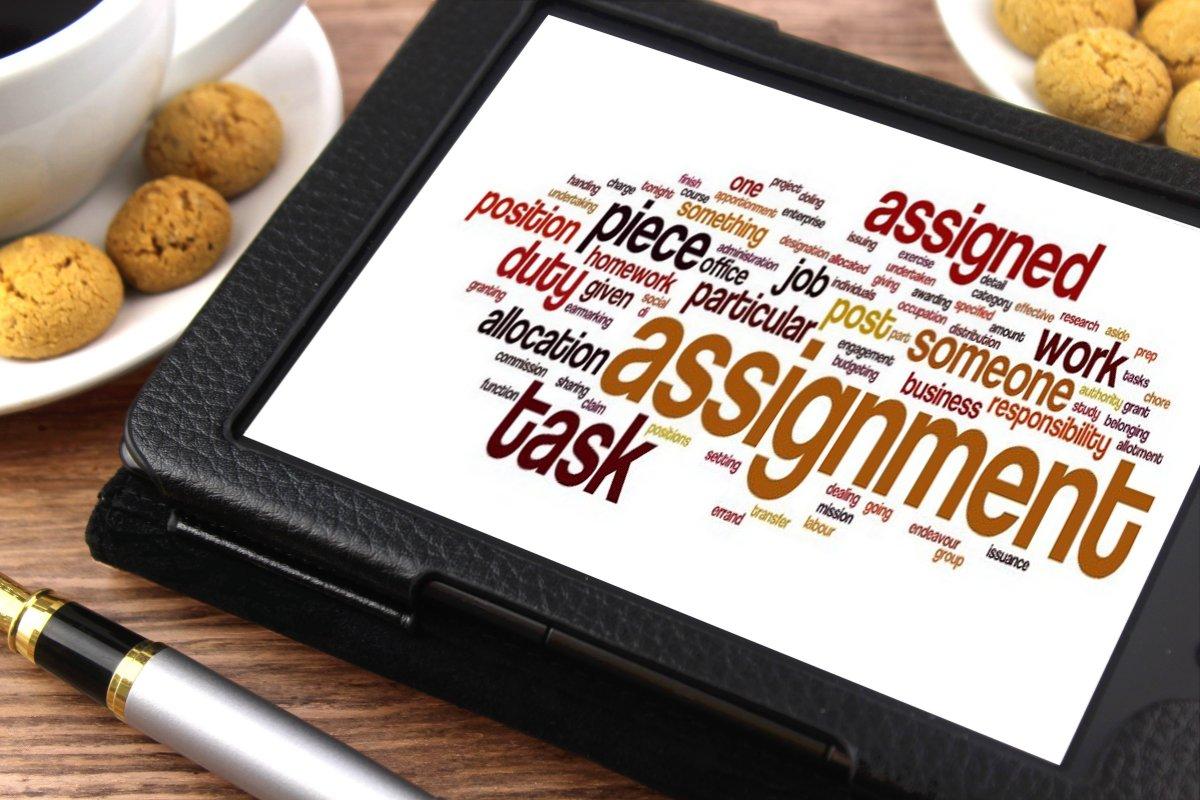 viết thuê assignment